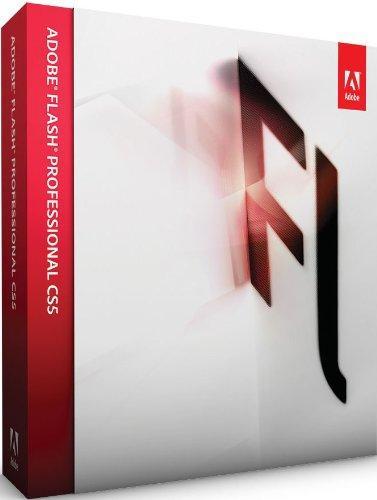 Adobe Flash Pro Creative Suite 5 englisch