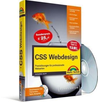 CSS Webdesign: Praxislösungen für professionelle Webseiten