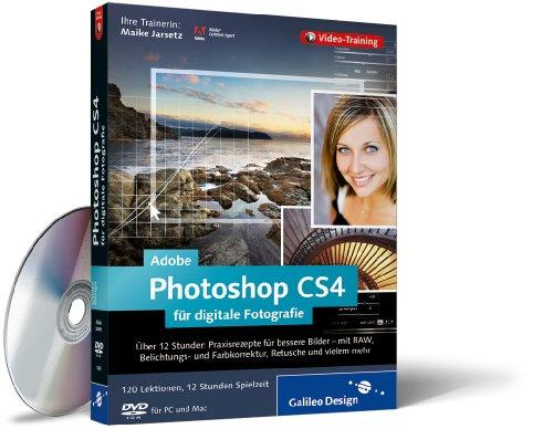Adobe Photoshop CS4 für digitale Fotografie. Das