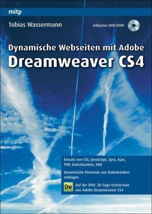 Adobe Dreamweaver CS4 - Dynamische Webseiten mit CSS,