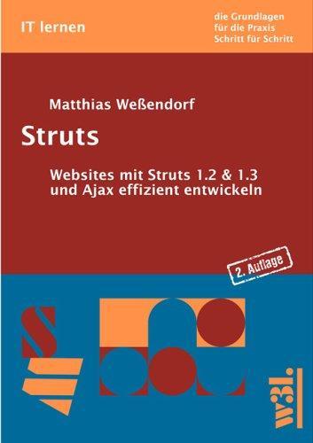 Struts: Websites mit Struts 1.2 & 1.3 und Ajax effizient