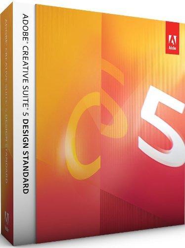 Adobe Creative Suite 5 Design Standard englisch