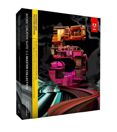 Adobe Creative Suite 5.5 Master Collection - STUDENT AND