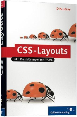 CSS-Layouts. Praxislösungen mit YAML