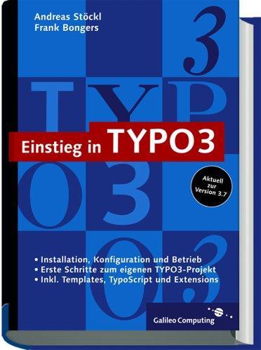 Einstieg in TYPO3: Web Content Management mit TYPO3, Version