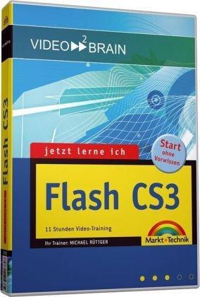 Jetzt lerne ich Flash CS3 (DVD-ROM)