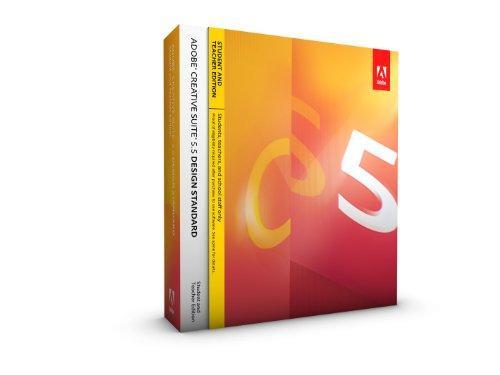 Adobe Creative Suite 5.5 Design Standard - STUDENT AND TEACHER