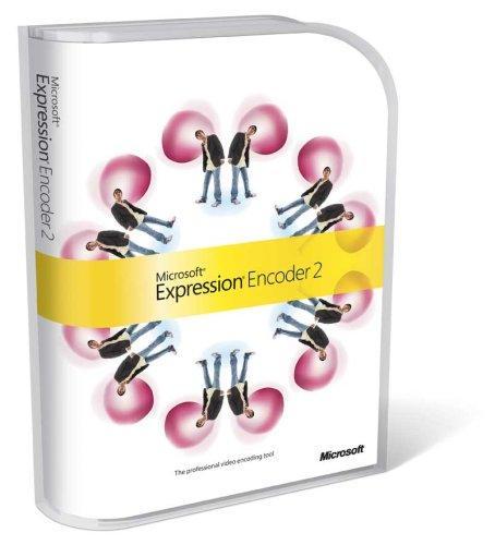 Microsoft Expression Encoder 2 englisch