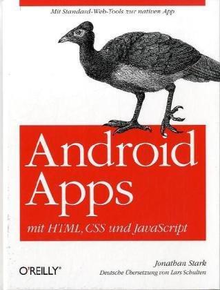 Android-Apps mit HTML, CSS und JavaScript