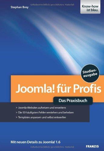 Joomla! für Profis: Das Praxisbuch - Joomla!-Websites