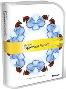 Microsoft Expression Blend 2 englisch