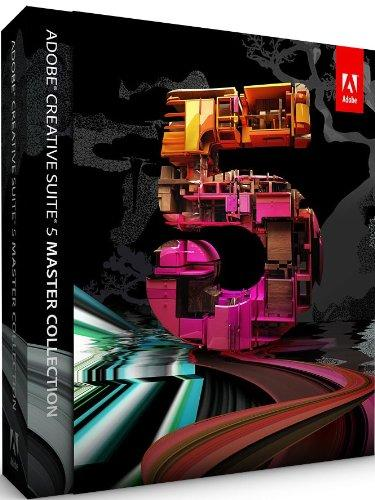 Adobe Creative Suite 5 Master Collection Upgrade* englisch