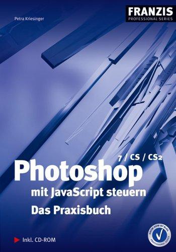 Photoshop mit JavaScript steuern.