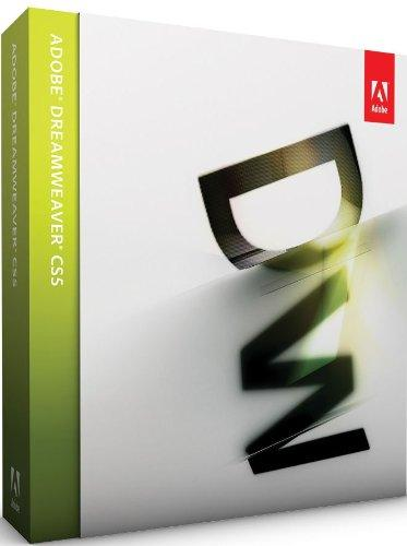Adobe Dreamweaver Creative Suite 5 englisch
