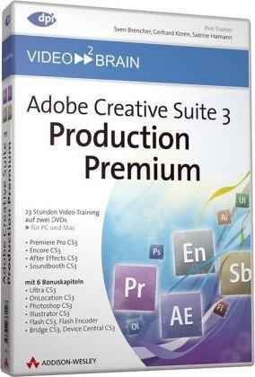 Video2Brain Adobe Creative Suite 3 Production Premium -