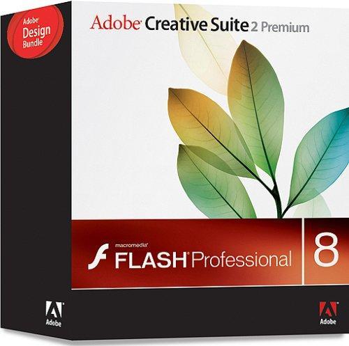 Adobe Creative Suite 2 Premium (Upgrade from Flash Pro) (PC)