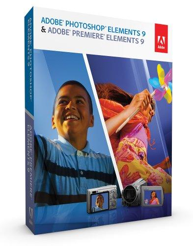 Adobe Photoshop Elements 9 and Premiere Elements 9 Bundle