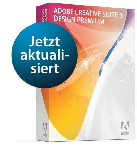 Adobe Creative Suite 3.3 Design Premium - STUDENT EDITION -