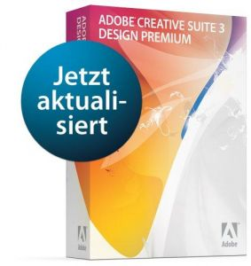 Adobe Creative Suite 3.3 Design Premium - STUDENT EDITION -