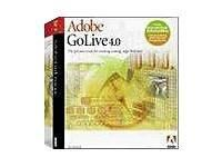 Adobe GoLive 4.0 - Mac edition [Import]