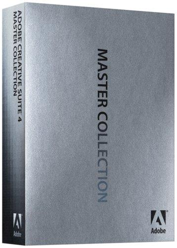 Adobe Creative Suite 4 Master Collection - STUDENT EDITION -