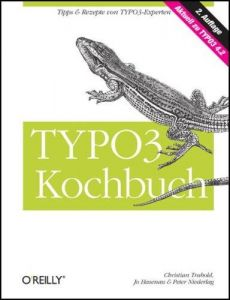 TYPO3 Kochbuch - Aktuell zu TYPO3 4.2, m. CD-ROM