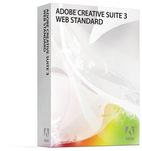 Adobe Creative Suite 3 Web Standard - STUDENT EDITION - deutsch