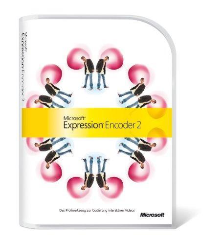 Microsoft Expression Encoder 2 Upgrade deutsch