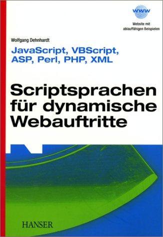 Scriptsprachen für dynamische Webauftritte. JavaScript,