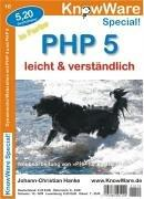 PHP 5 leicht & verständlich. Dynamische Webseiten mit PHP 4