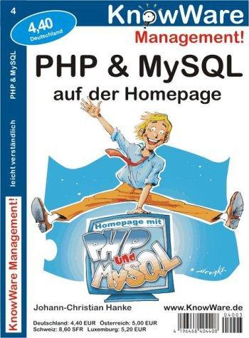 PHP und MySQL auf der Homepage. Leicht und verständlich