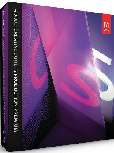 Adobe Creative Suite 5 Production Premium englisch