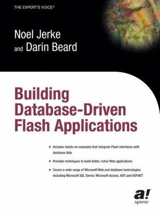 Building Database Driven Flash Applications