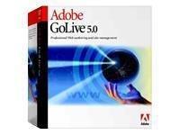Adobe Golive 5.0 version mise à jour [Import]