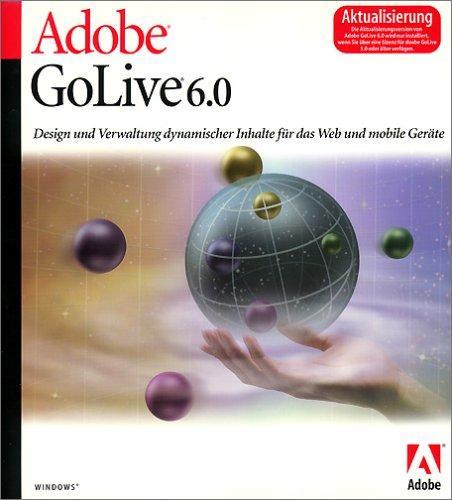GoLive 6.0 Update deutsch