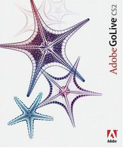 Adobe Golive CS2 [Import]