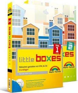Little Boxes 1+2: Webseiten gestalten mit HTML & CSS.