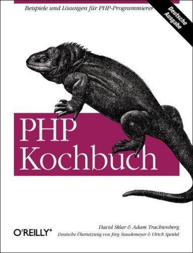 PHP Kochbuch. Beispiele und Lösungen für PHP-Programmierer