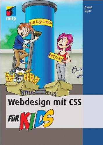 Webdesign mit CSS für Kids