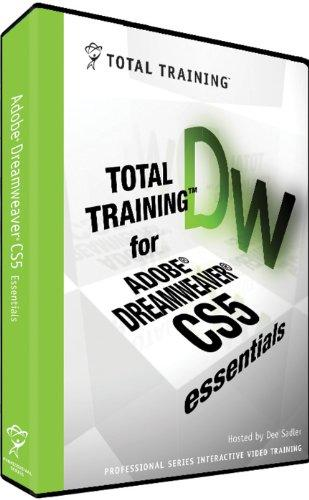 Total Training for Adobe Dreamweaver CS5 Essentials (PC/Mac)