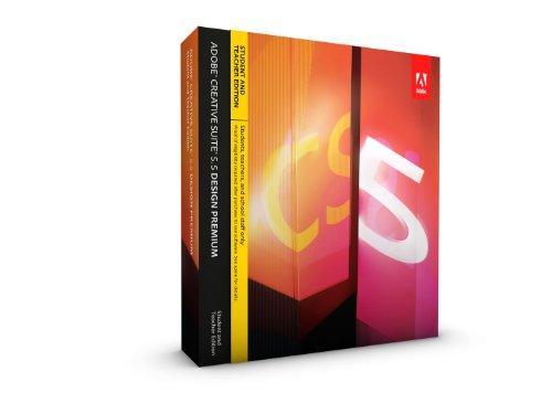 Adobe Creative Suite 5.5 Design Premium - STUDENT AND TEACHER