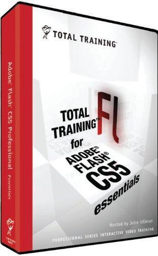 Total Training for Adobe Flash Professional CS5 Essentials